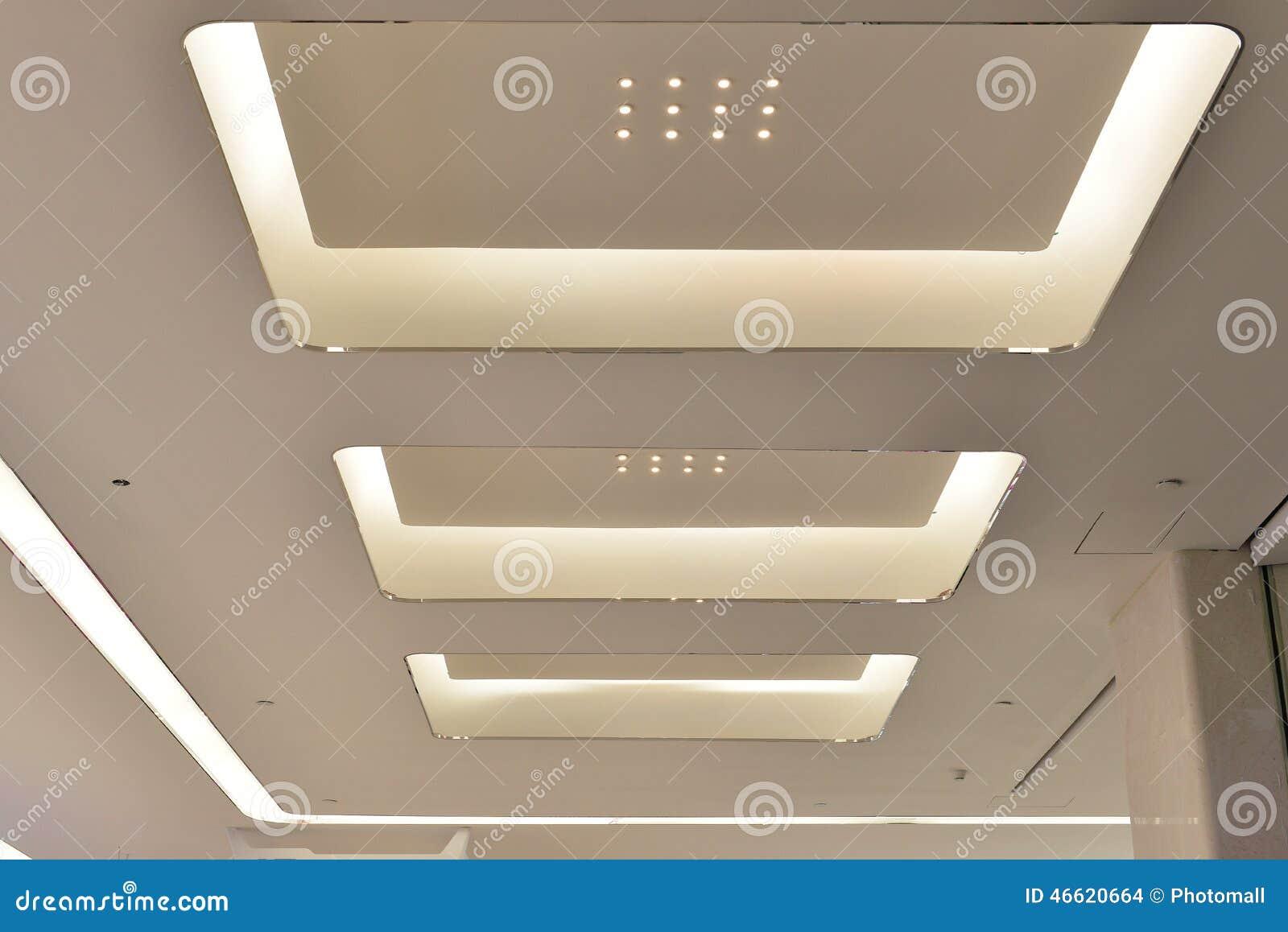 D'ï Mené Œmodern ¼ Moderne L'immeuble Plafond De Bureaux 13TlKJcuF5