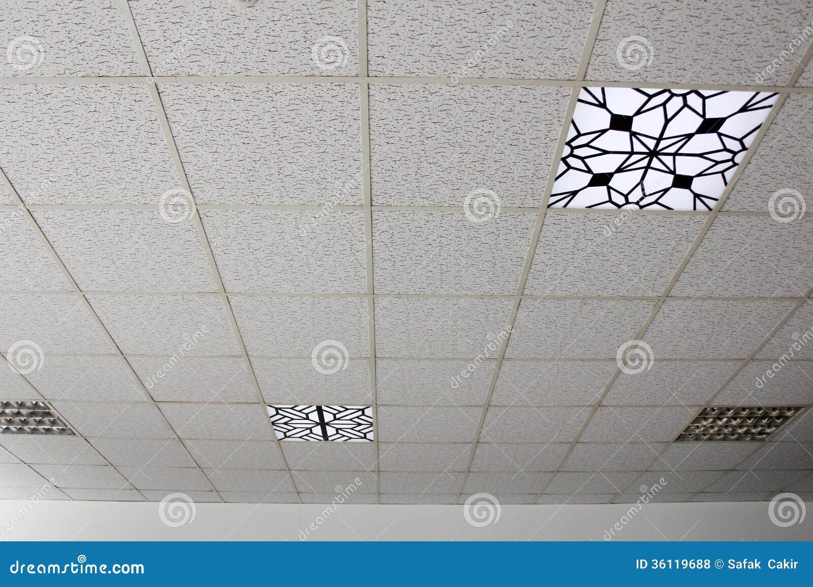 Plafondverlichting stock foto afbeelding bestaande uit for Plafondverlichting