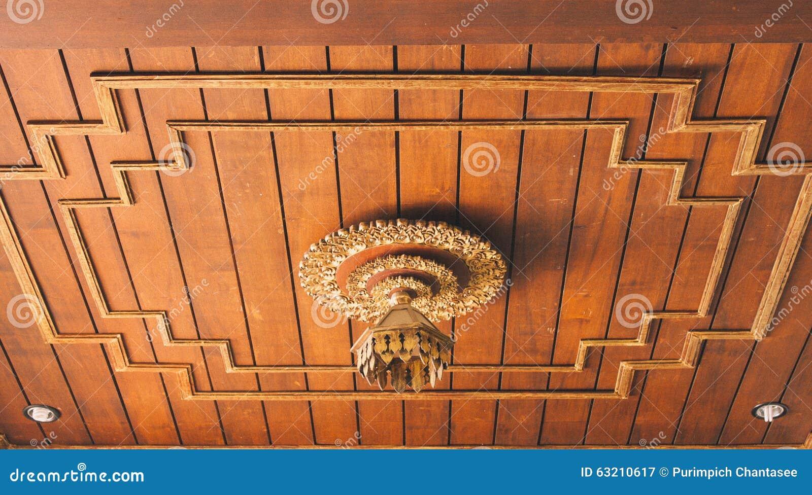 Plafoniera Gialla : Plafoniera tradizionale immagine stock di interno