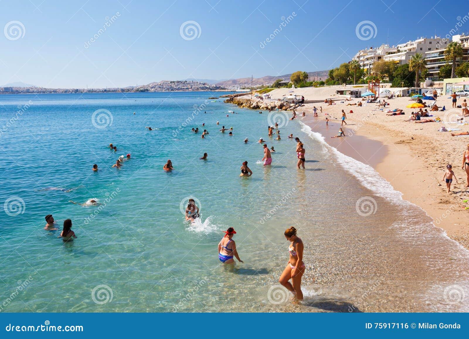 Athènes plage