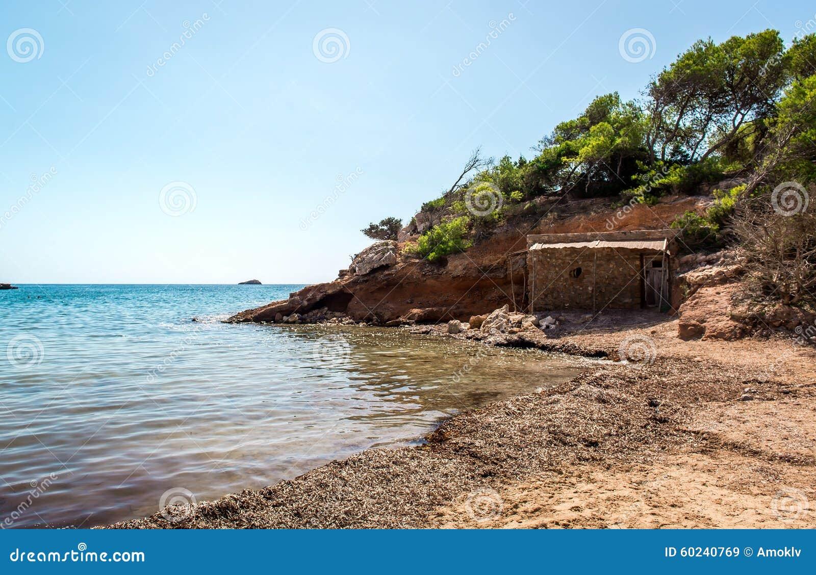 Photos de la plage nudiste