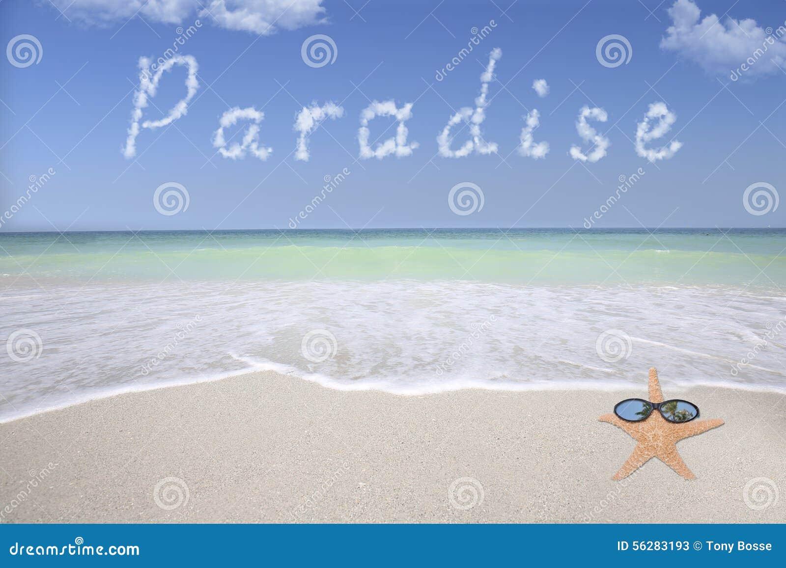 Plage de paradis