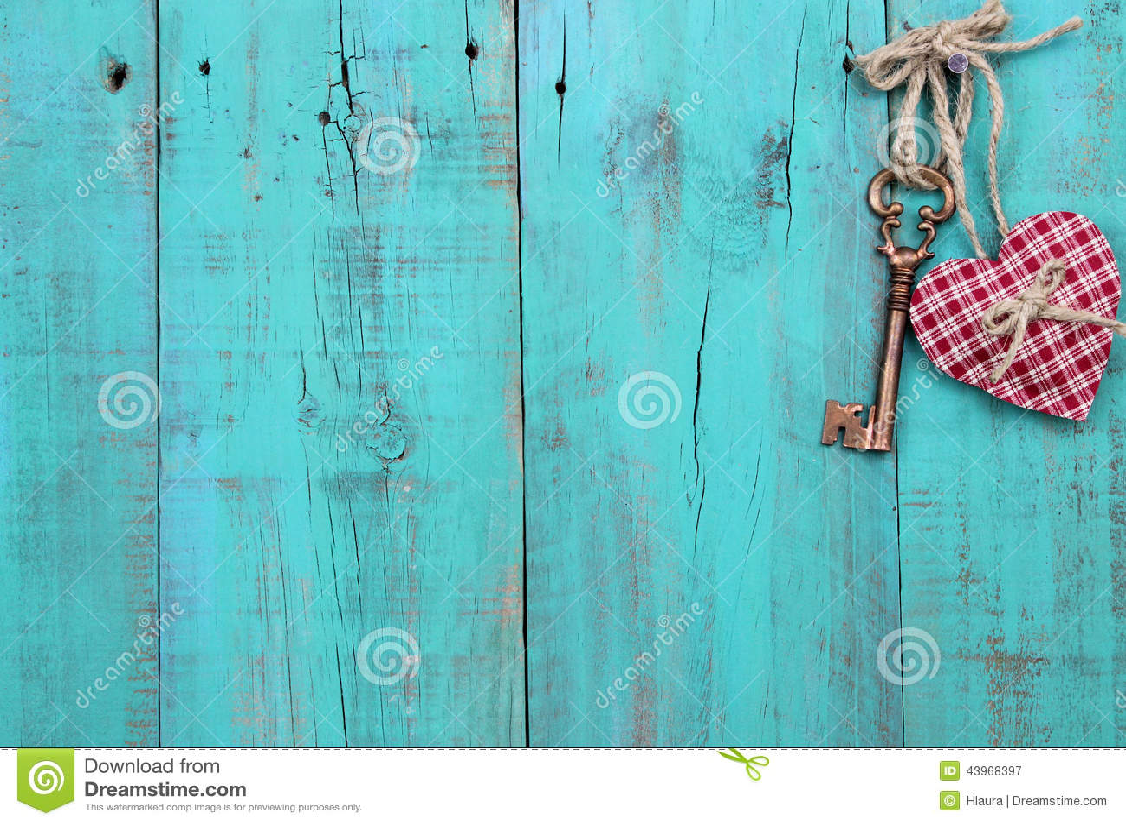 Turquoise Blue Skeleton Painting