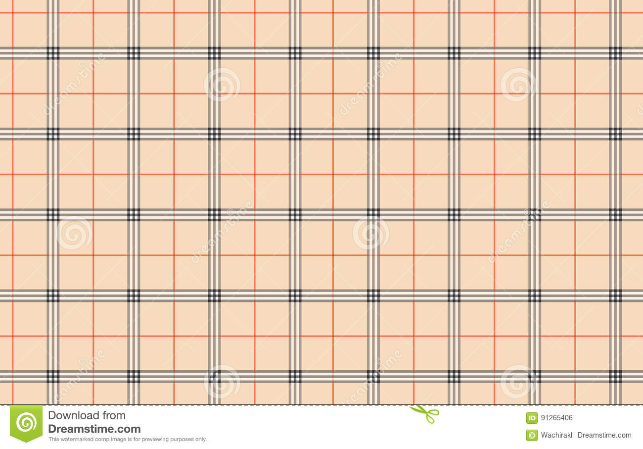 The Plaid Texture