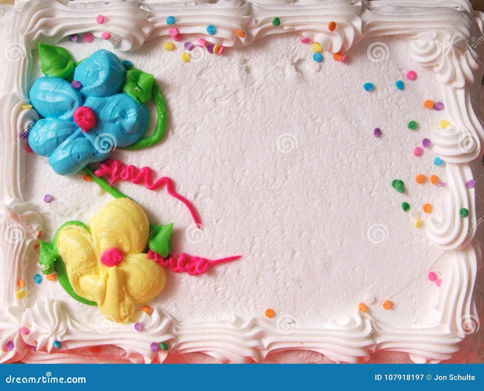 Incredible A Plain Birthday Cake Stock Image Image Of Clean Food 107918197 Funny Birthday Cards Online Elaedamsfinfo