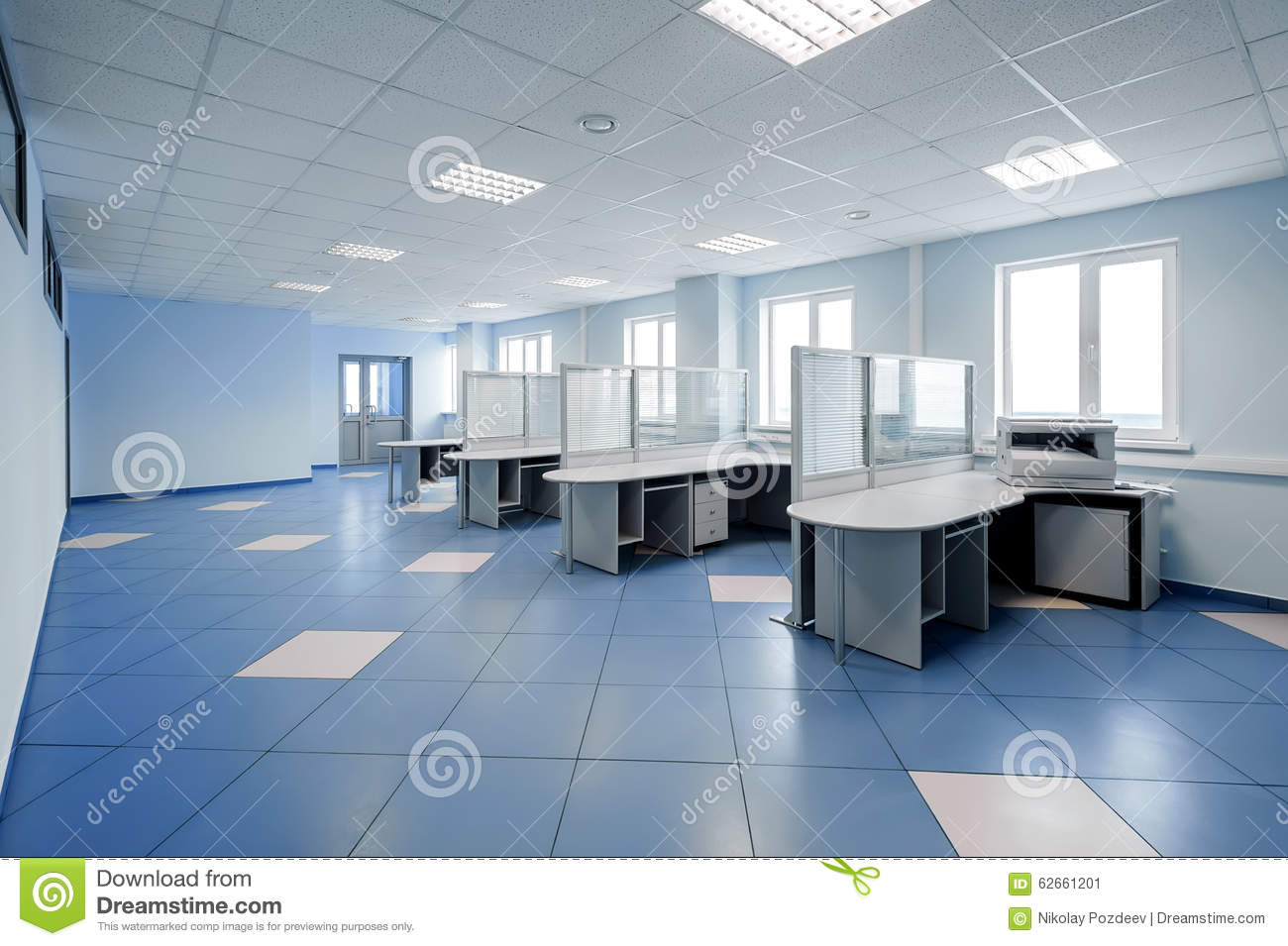 Pleasant Plain Office Space Interior Royalty Free Stock Images Image Largest Home Design Picture Inspirations Pitcheantrous