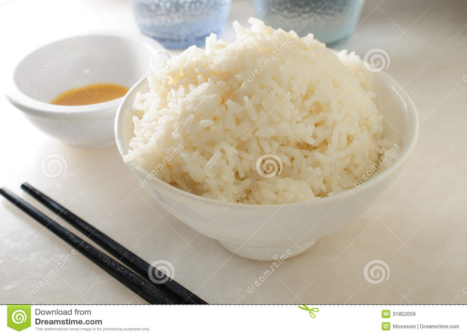 Plain Rice Cake Recipe