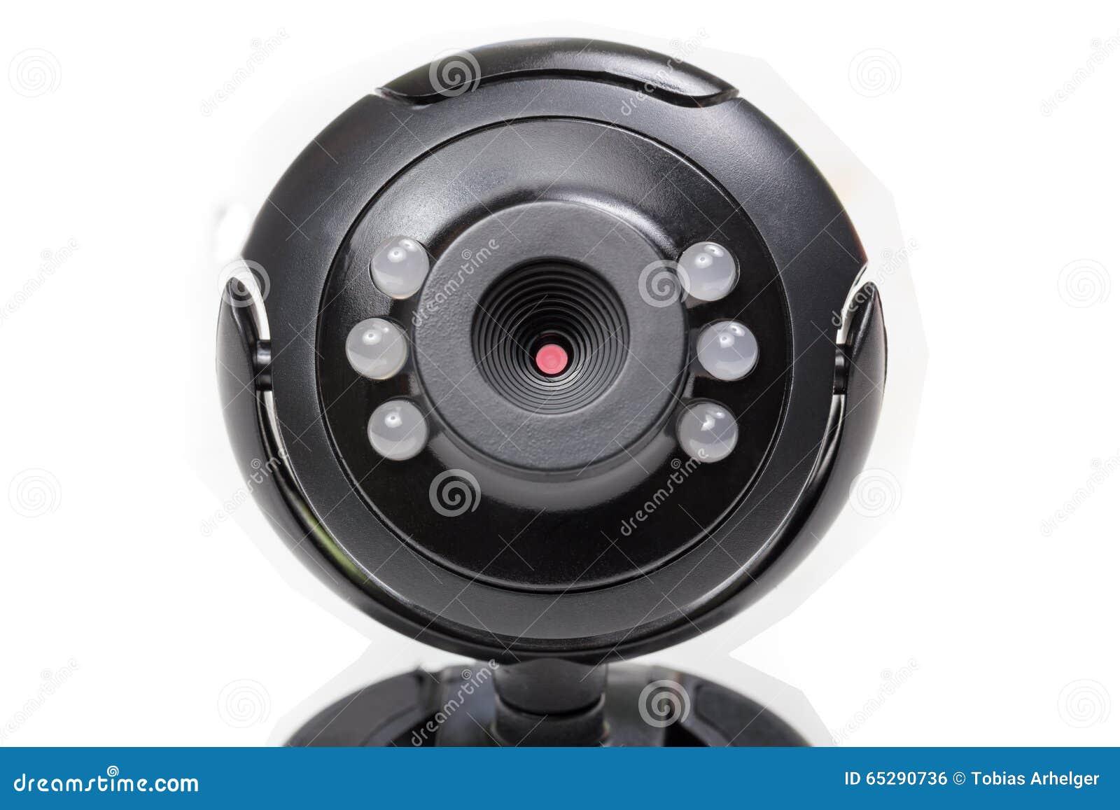 Plaine de webcam