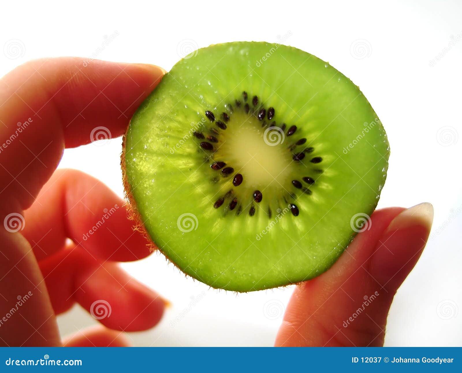 Plak I van de kiwi