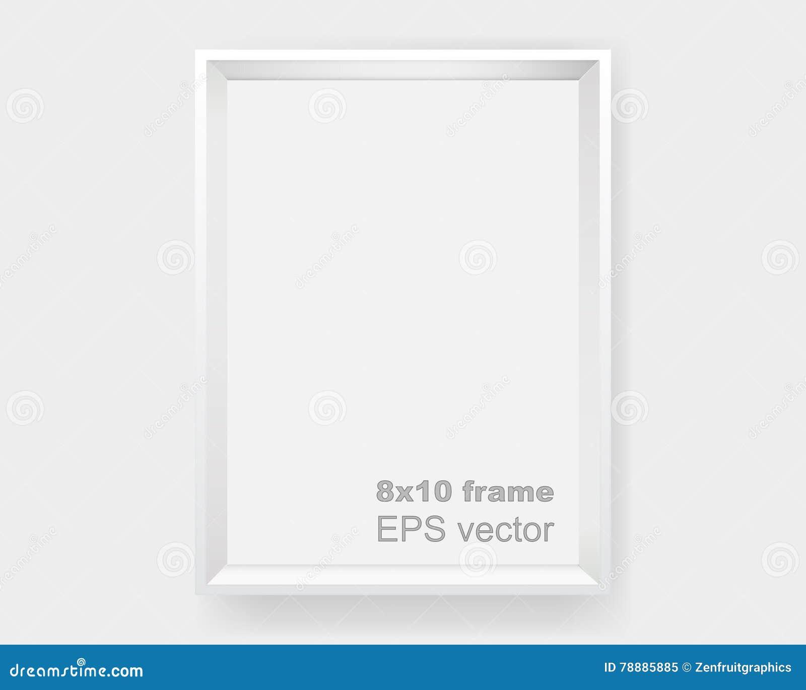Großzügig Weiß 8x10 Rahmen Ideen - Benutzerdefinierte Bilderrahmen ...