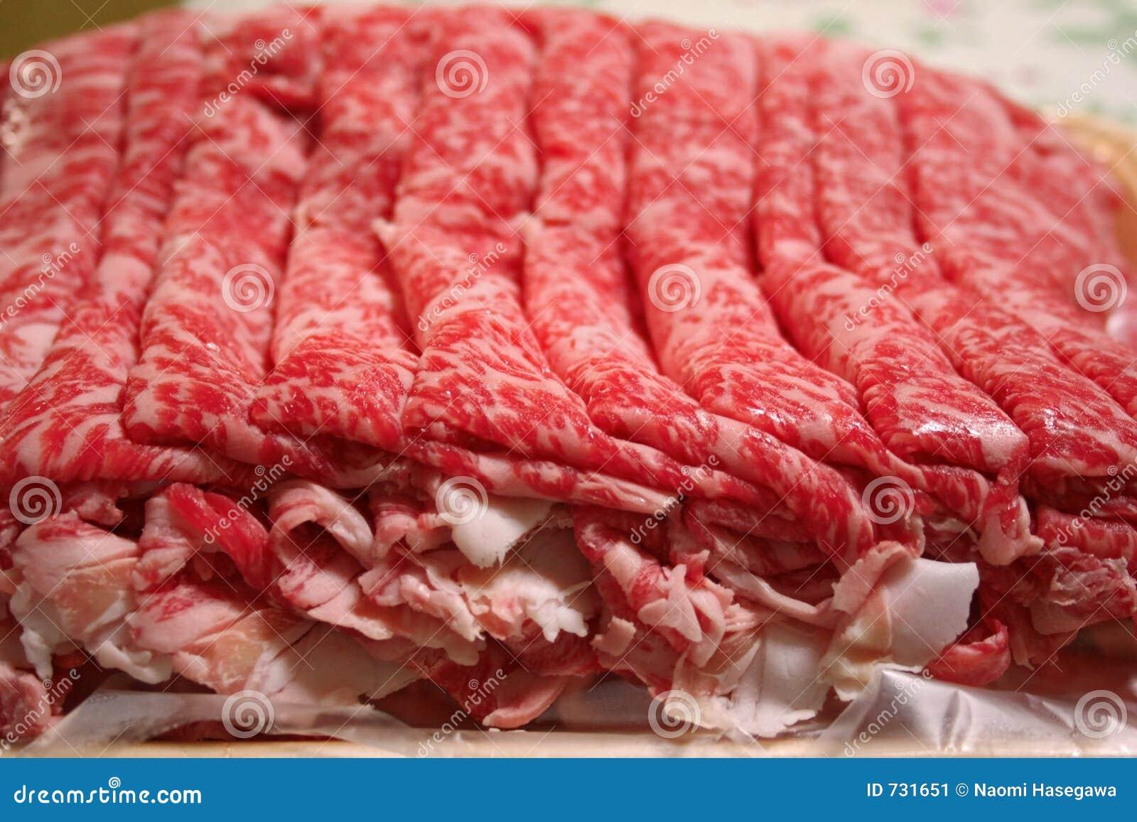 Plakken van Rundvlees