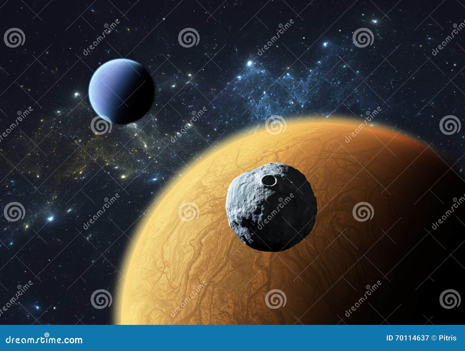 Planètes d Extrasolar