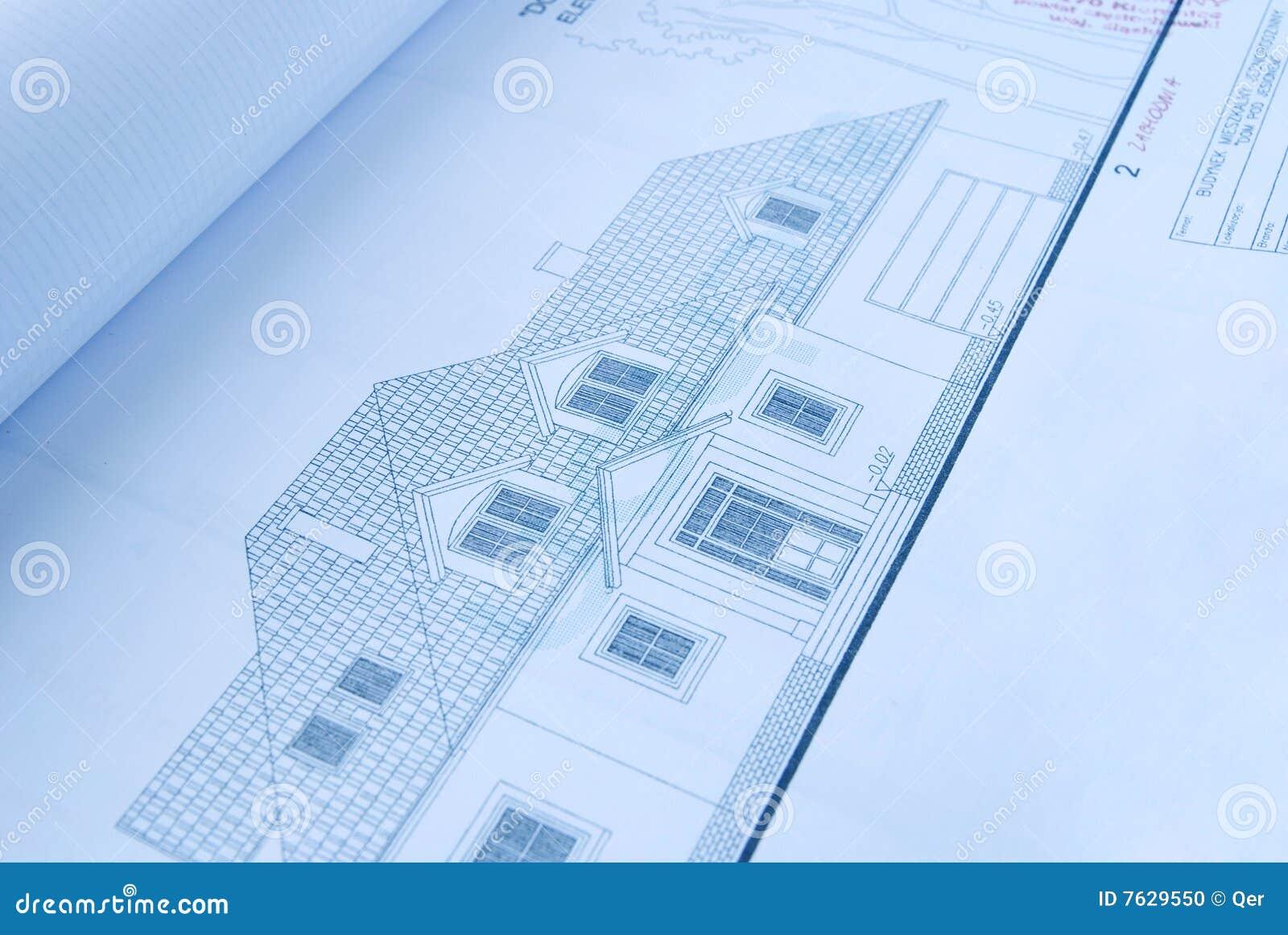 Plan la maison neuf for Maison neuf