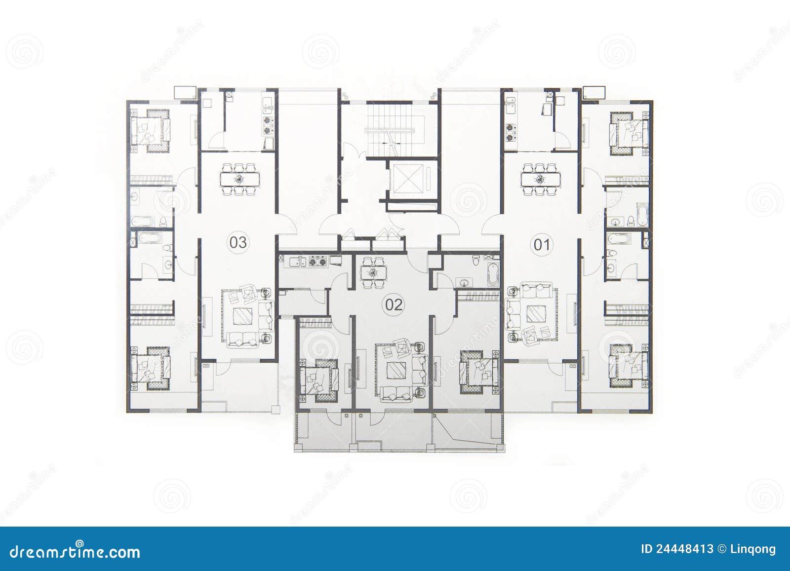 Plan d étage