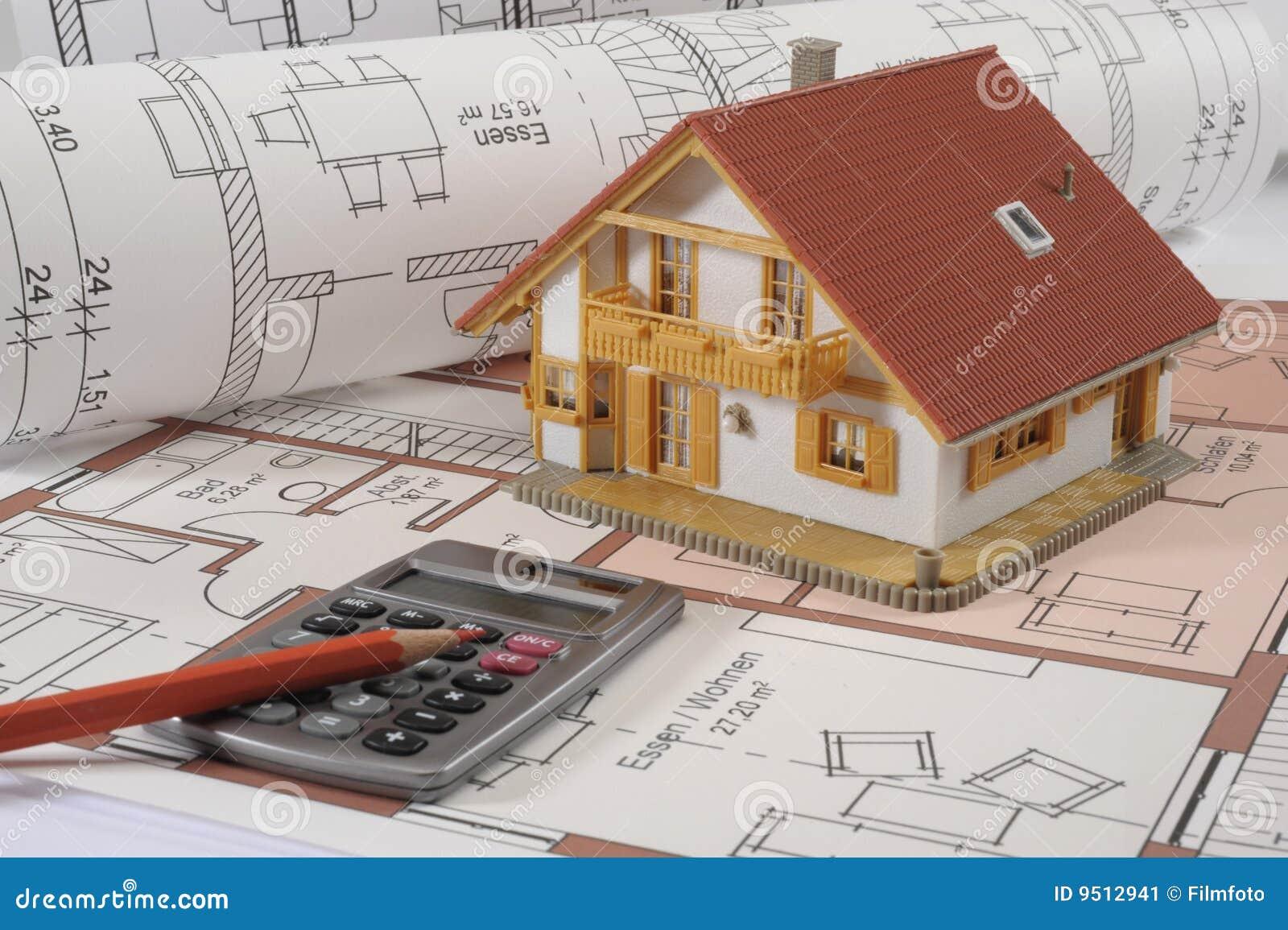 Plan de la construcción de viviendas