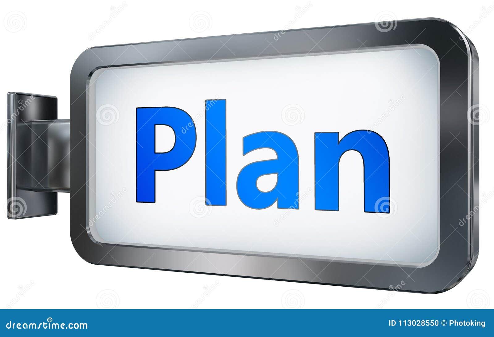 Plan en fondo de la cartelera
