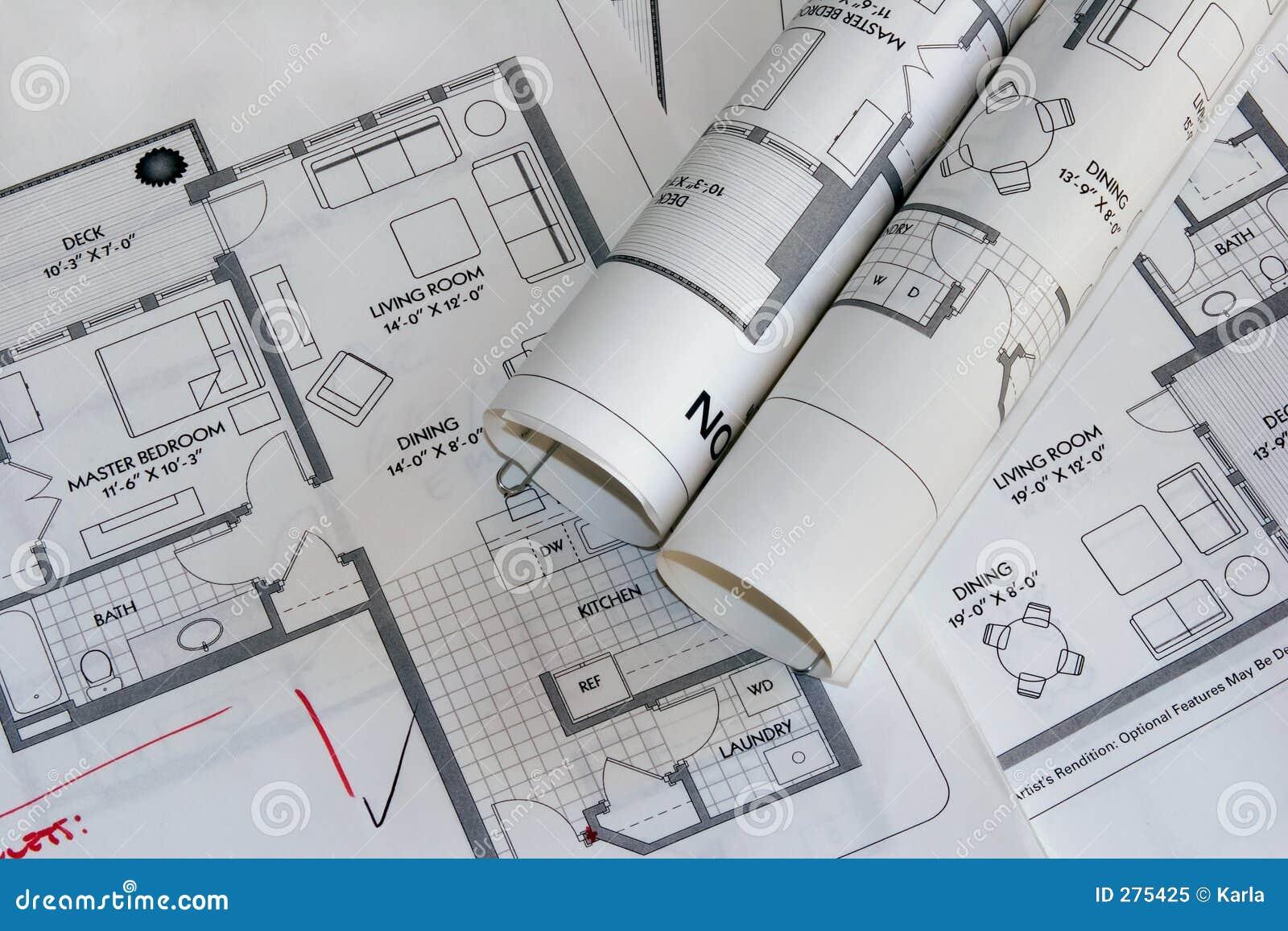 Plan för 2 teckningar