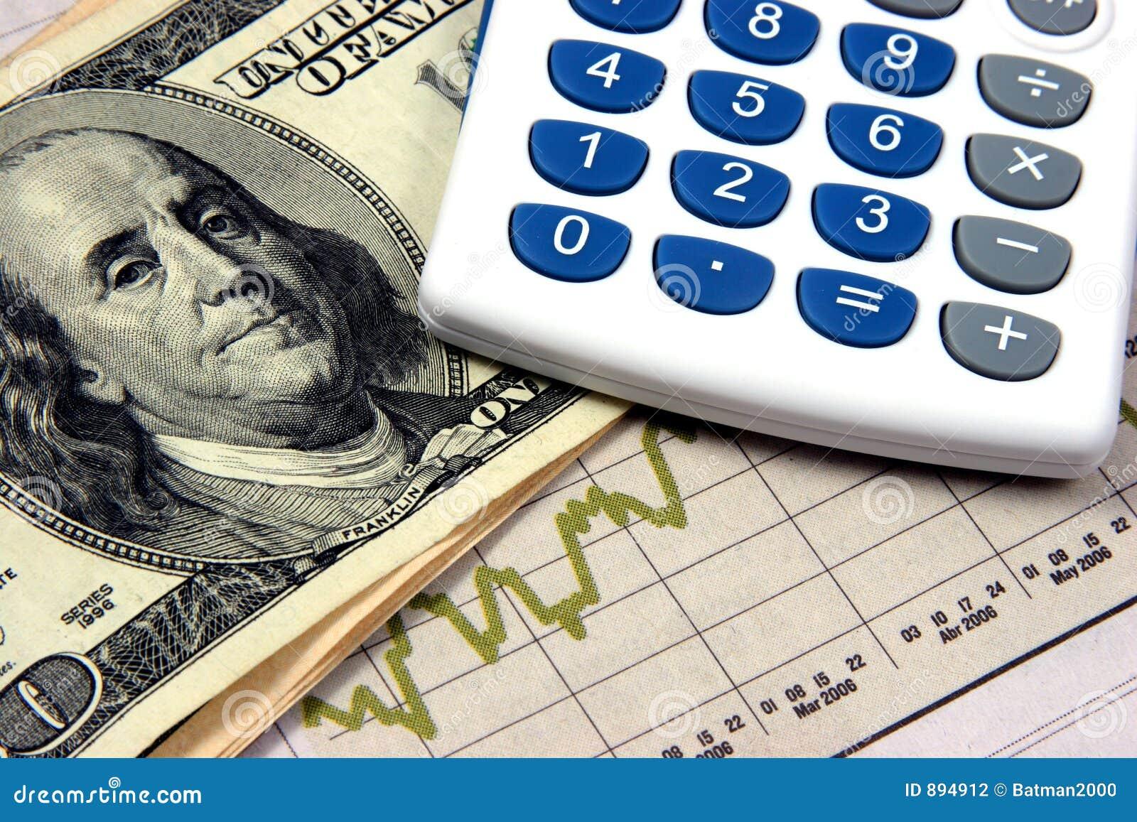 Plan finansowy kalkulator grafiki