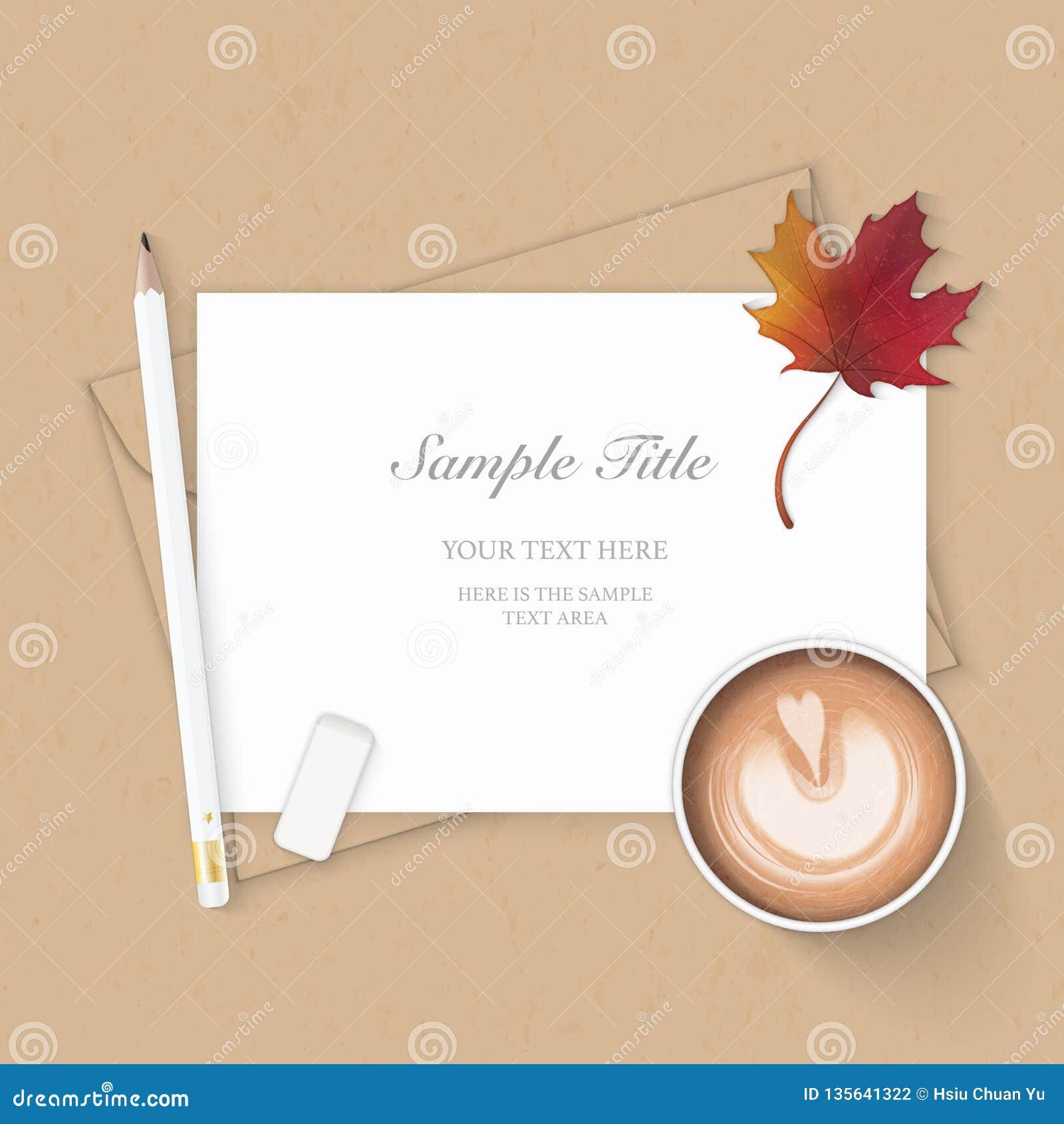 Plan lekmanna- för sammansättningspapper för bästa sikt elegant vit för kraft radergummi för blyertspenna för kaffe kuvert och hö