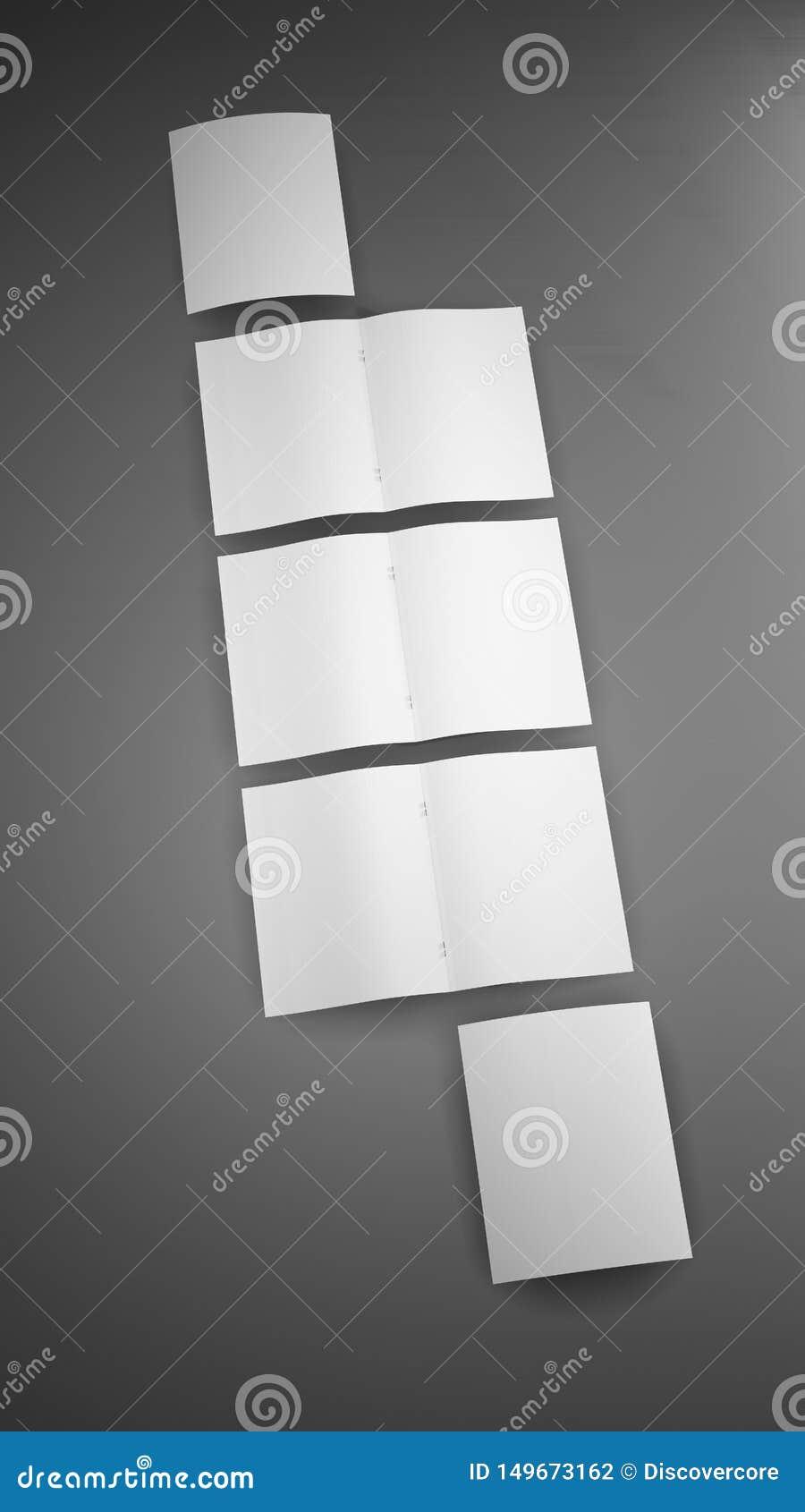 Plan-Modell-Schablone des Betäubungs-freien Raumes 8-seitige flache