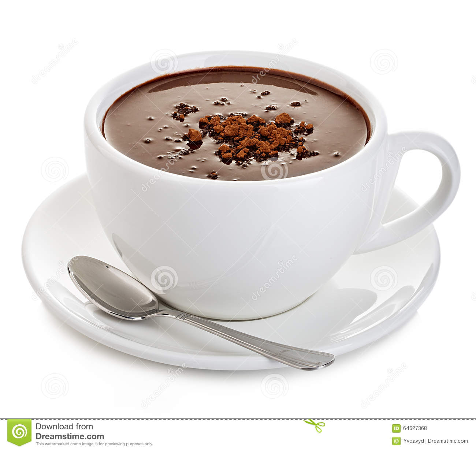 hot coffee white background - photo #9