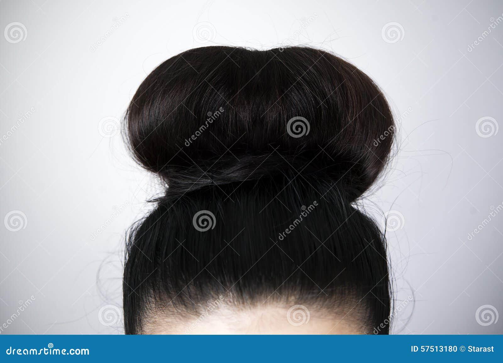 Plan rapproché de coiffure