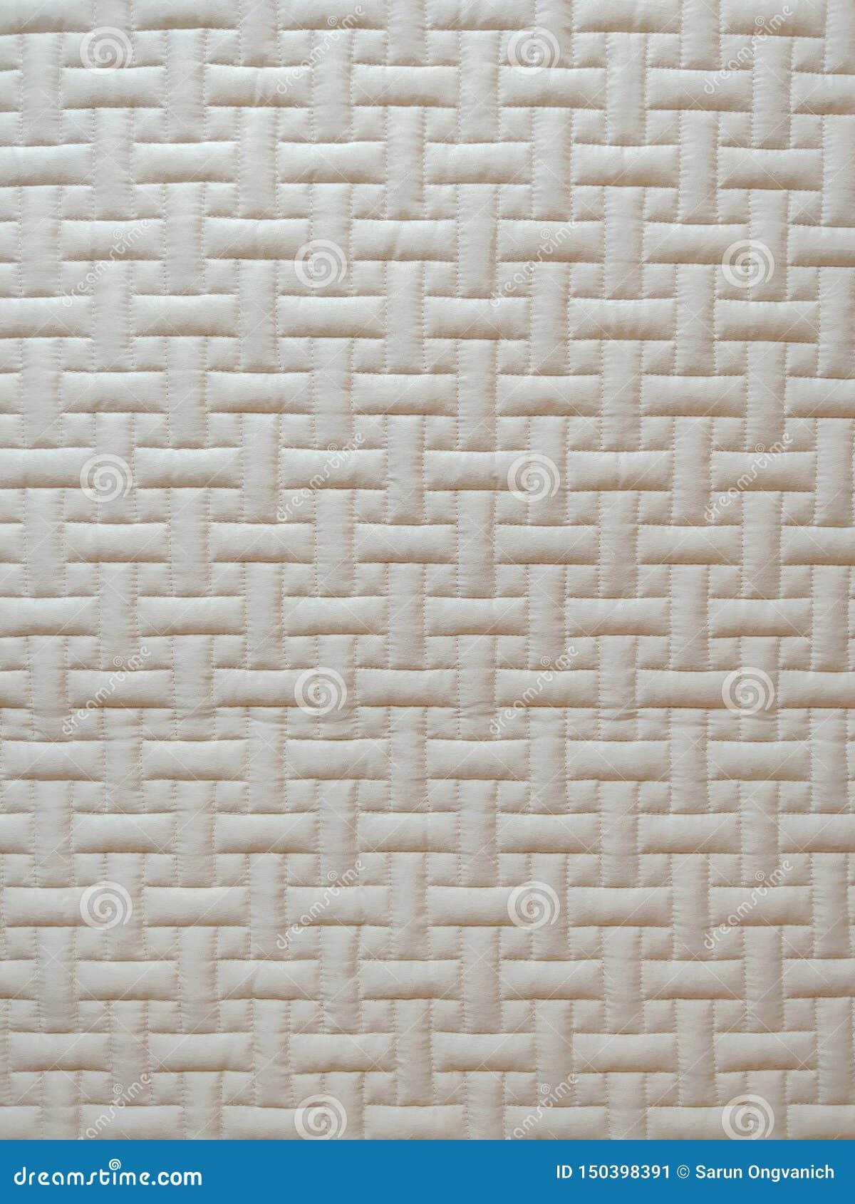 Plan rapproché de fond de texture de modèle de rectangle de sofa