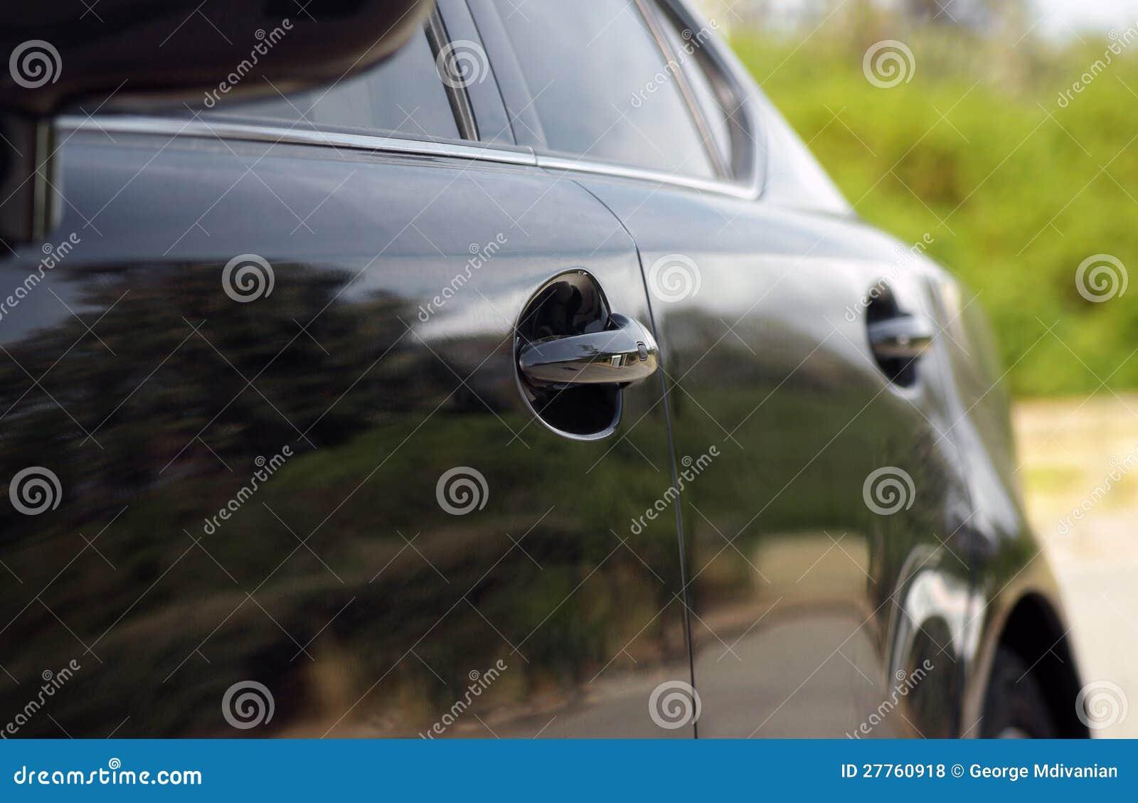 Plan rapproché de véhicule