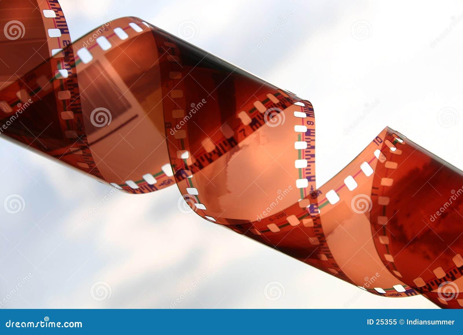 Plan rapproché II de film