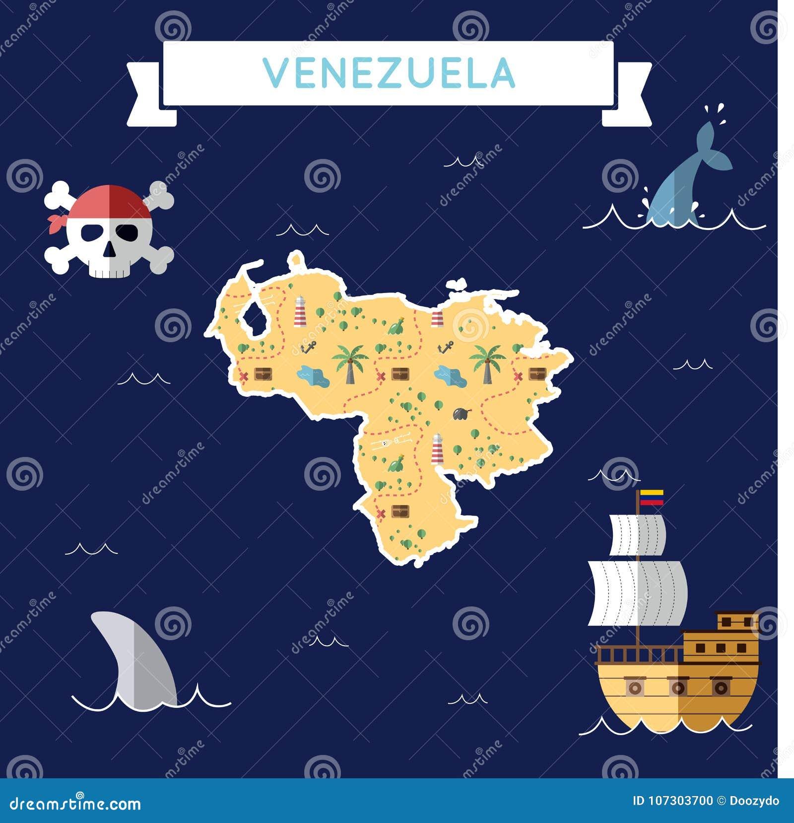 Plan skattöversikt av Venezuela, Bolivarian