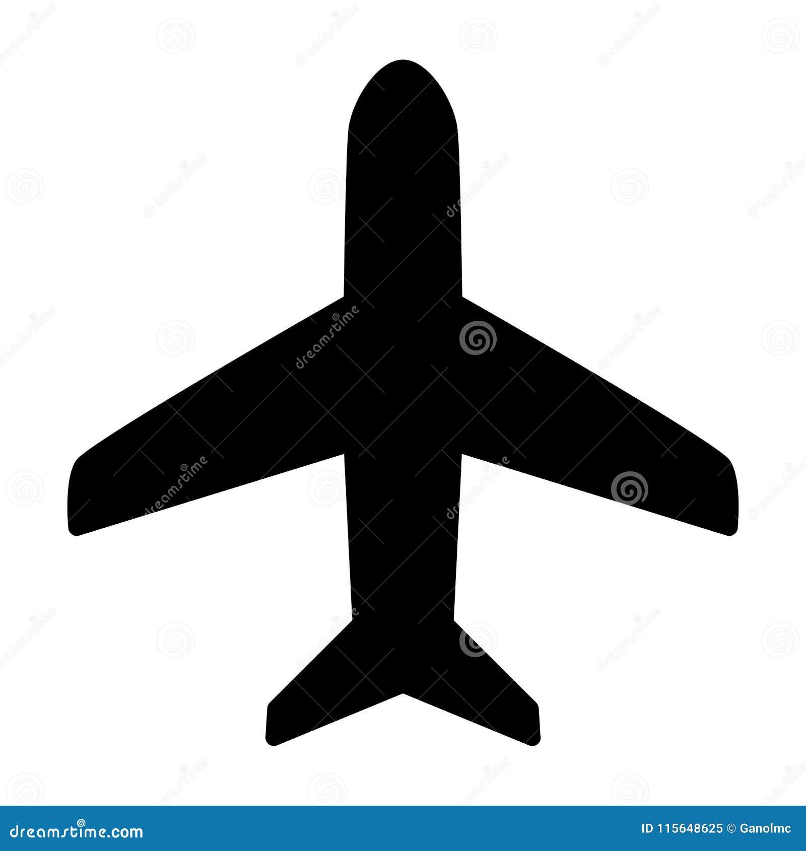 Plan symbol Enkel minsta Pictogram 96x96 för vektor