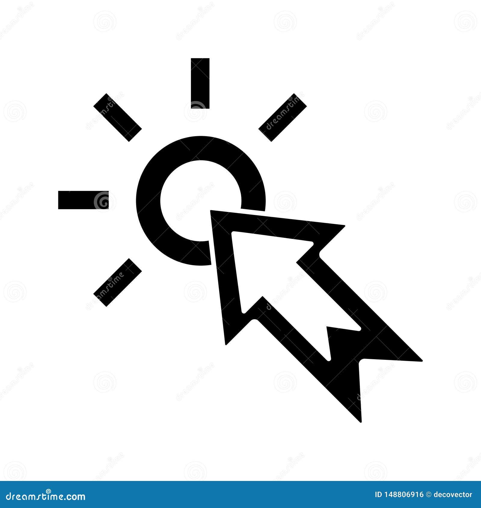 Plan vektorsymbol f?r reng?ringsdukdesign