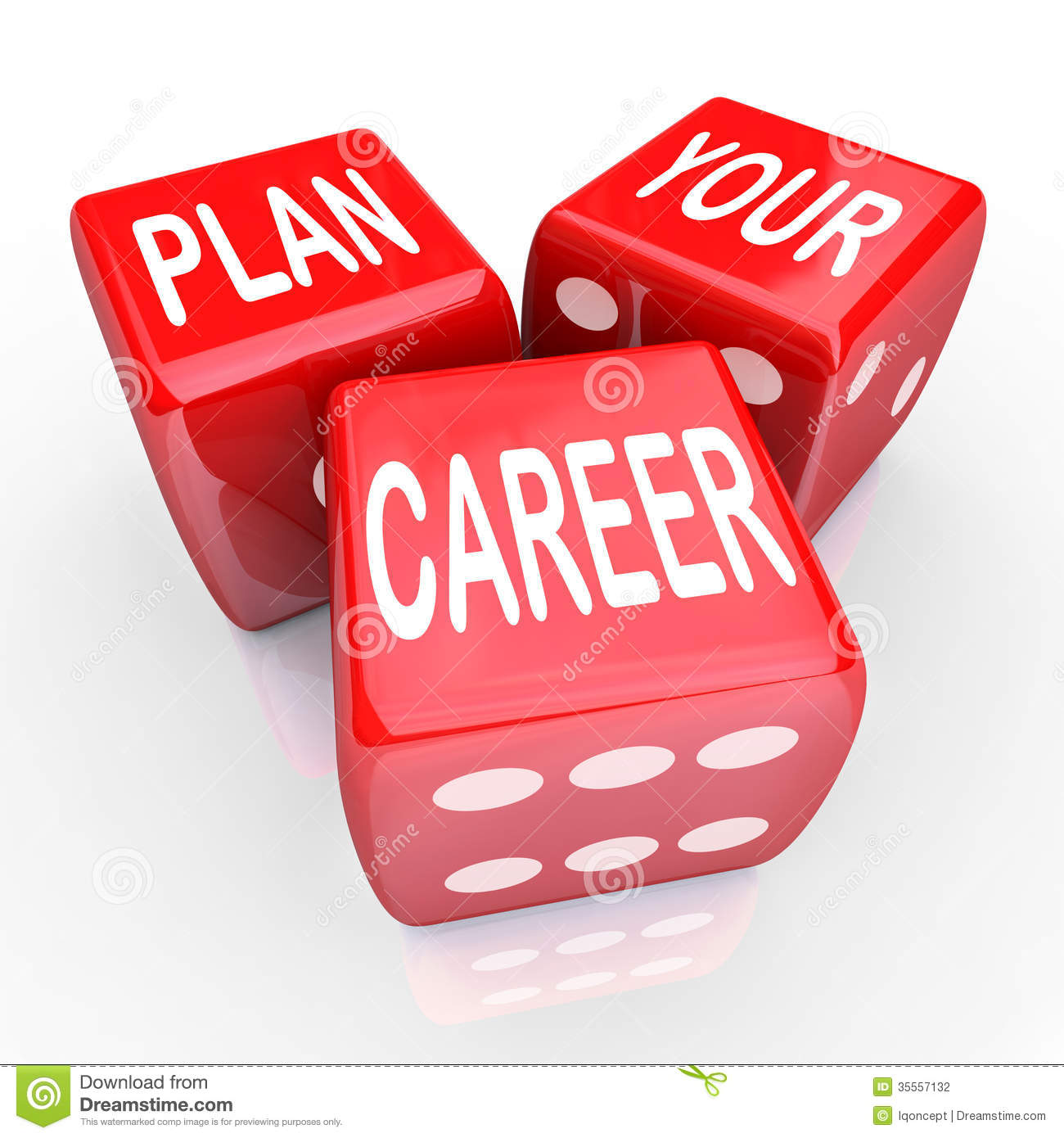 plan your career dice gamble future opportunity stock photography plan your career dice gamble future opportunity