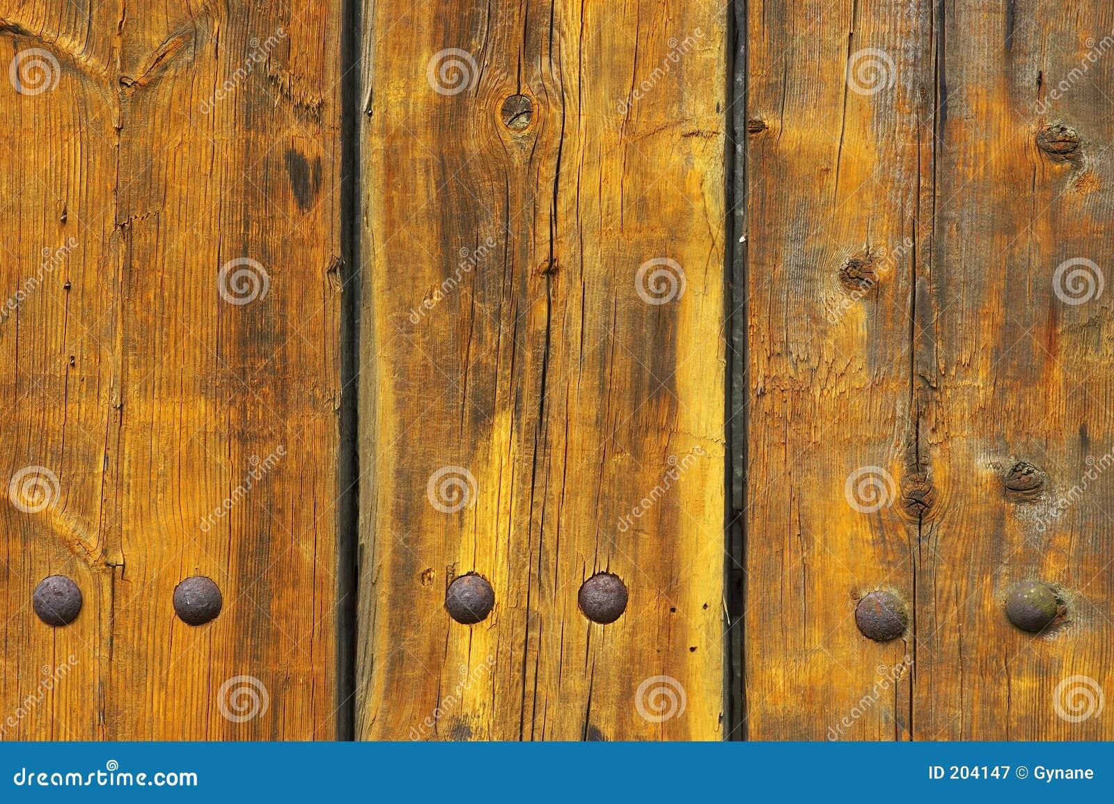 Plance di legno