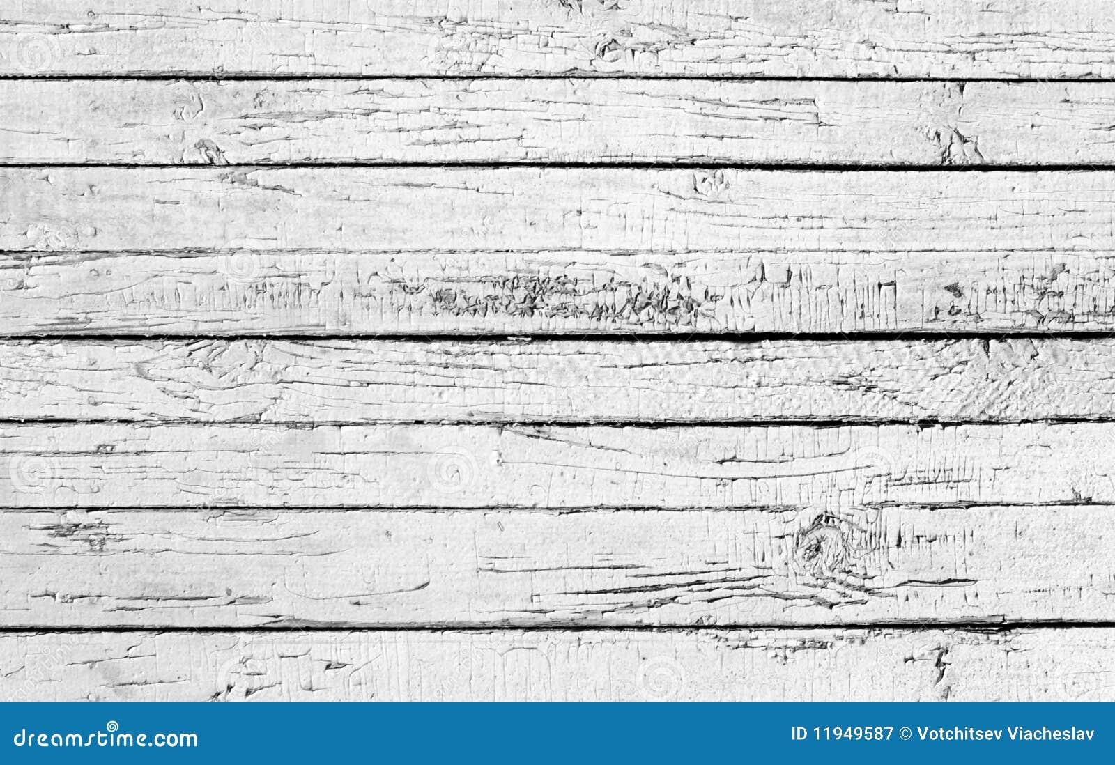 Planche en bois blanche photographie stock libre de droits for Planche en bois noir