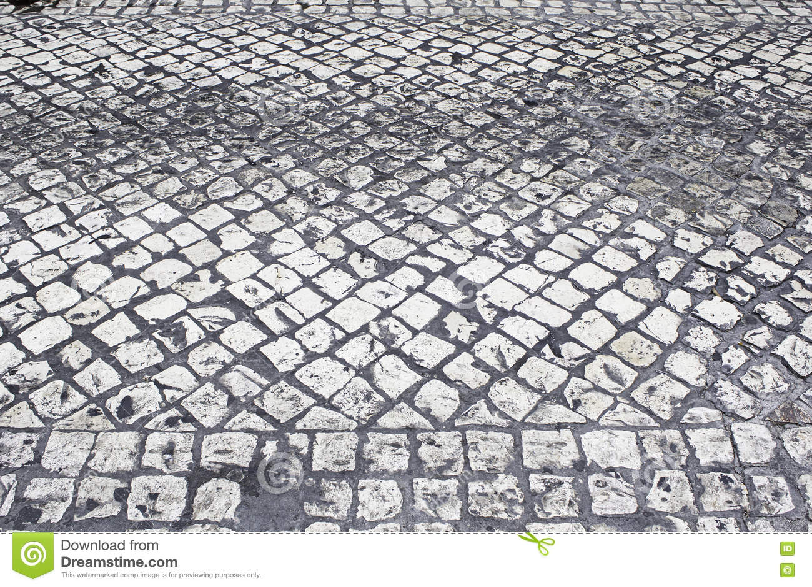 Plancher urbain de rue