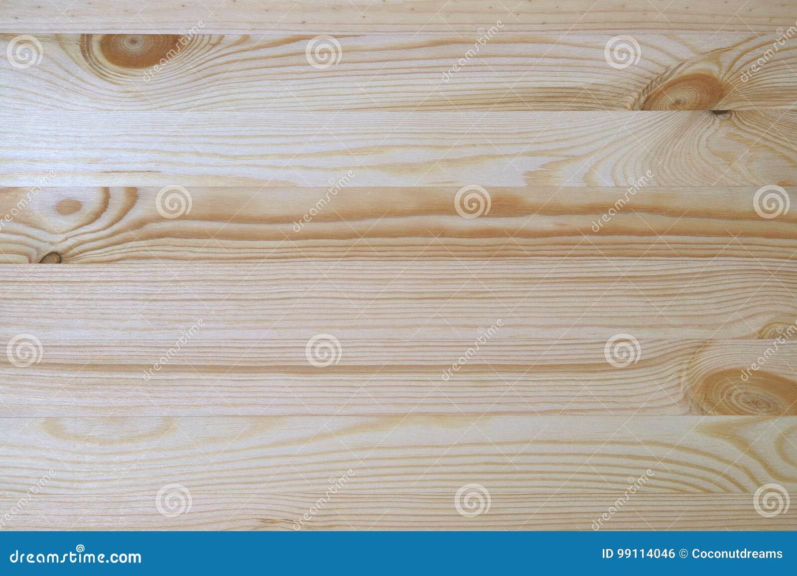 Legno Naturale Chiaro : Plancia di legno naturale marrone chiaro con il bello modello