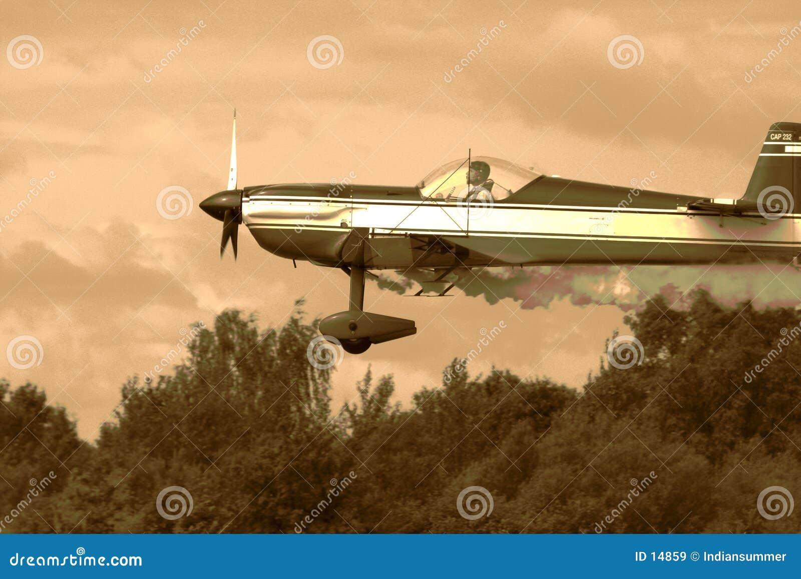 The plane II