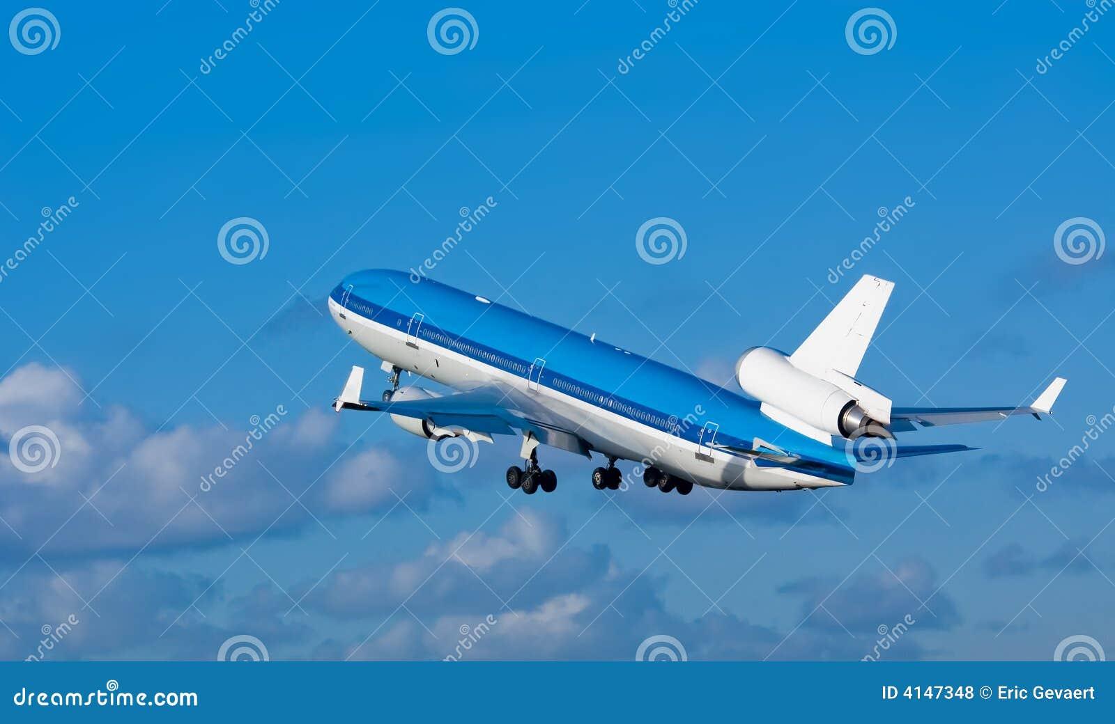 Plane take off