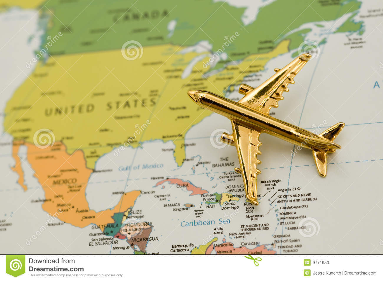 Plane Traveling To North America Photos Image 9771953 – North America Travel Map