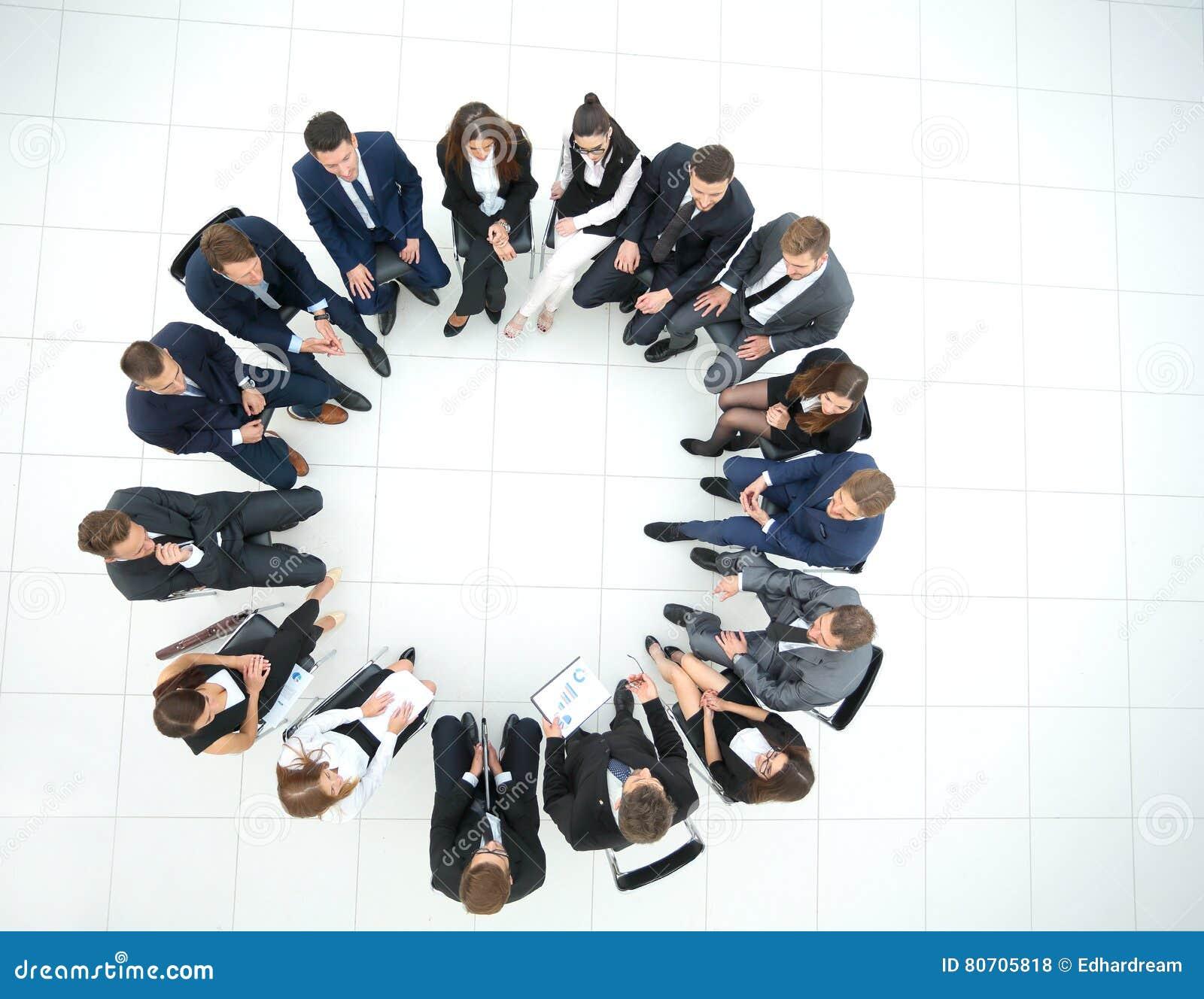 Planeamiento de entrenamiento de la conferencia que aprende concepto del negocio que entrena