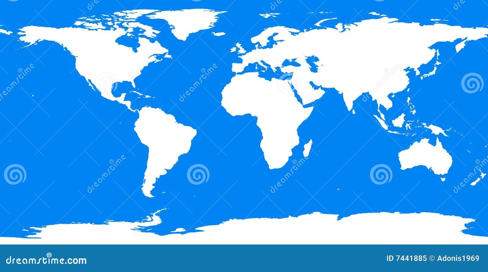 Planera världen