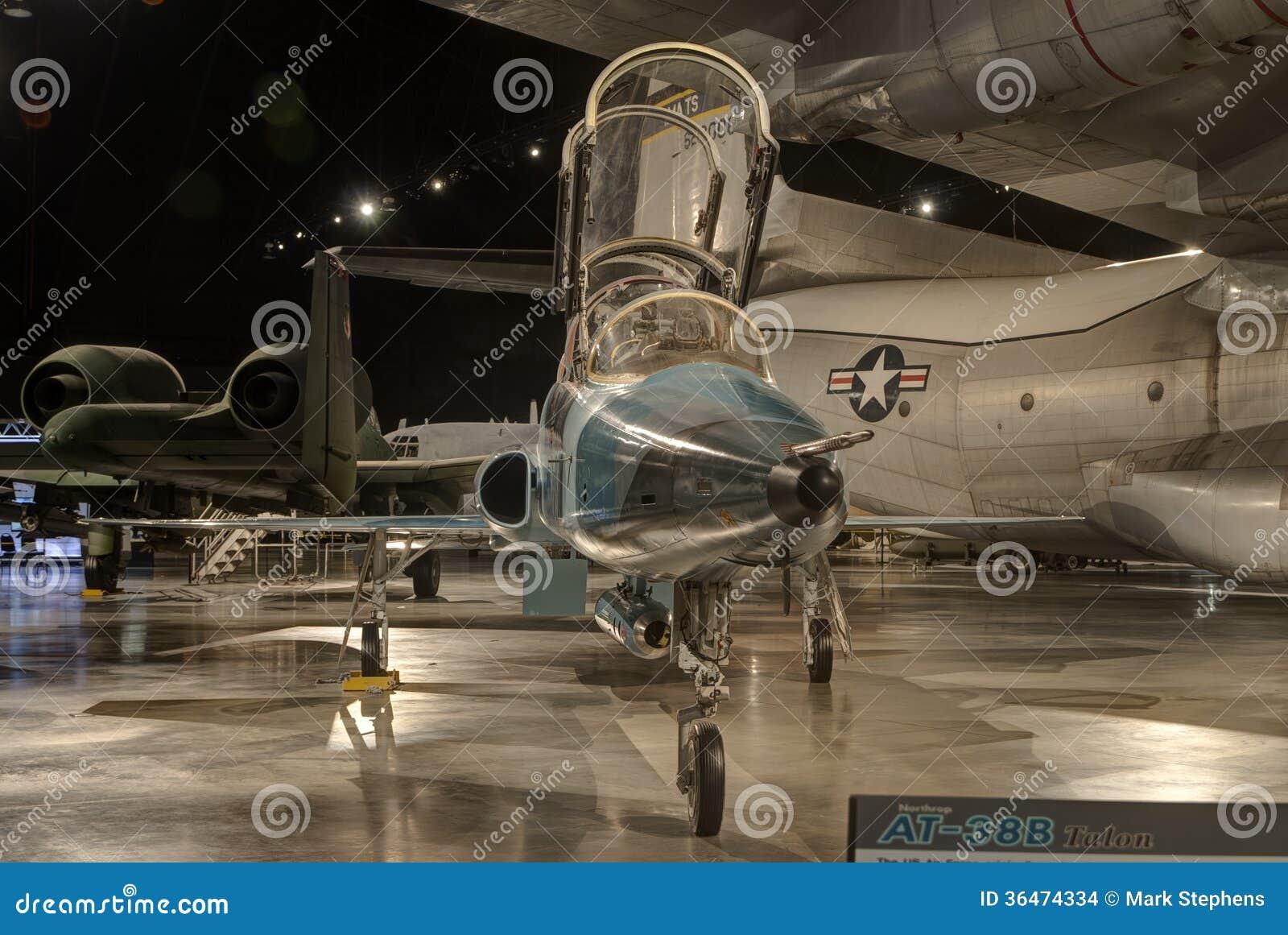 Planes at the USAF Museum, Dayton, Ohio