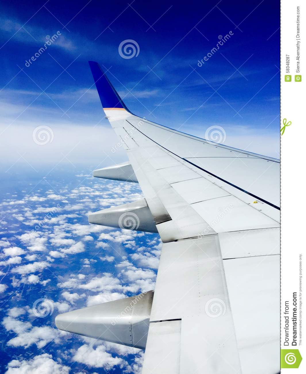Planes wing stock photo image 58348287 for Wing eyecare