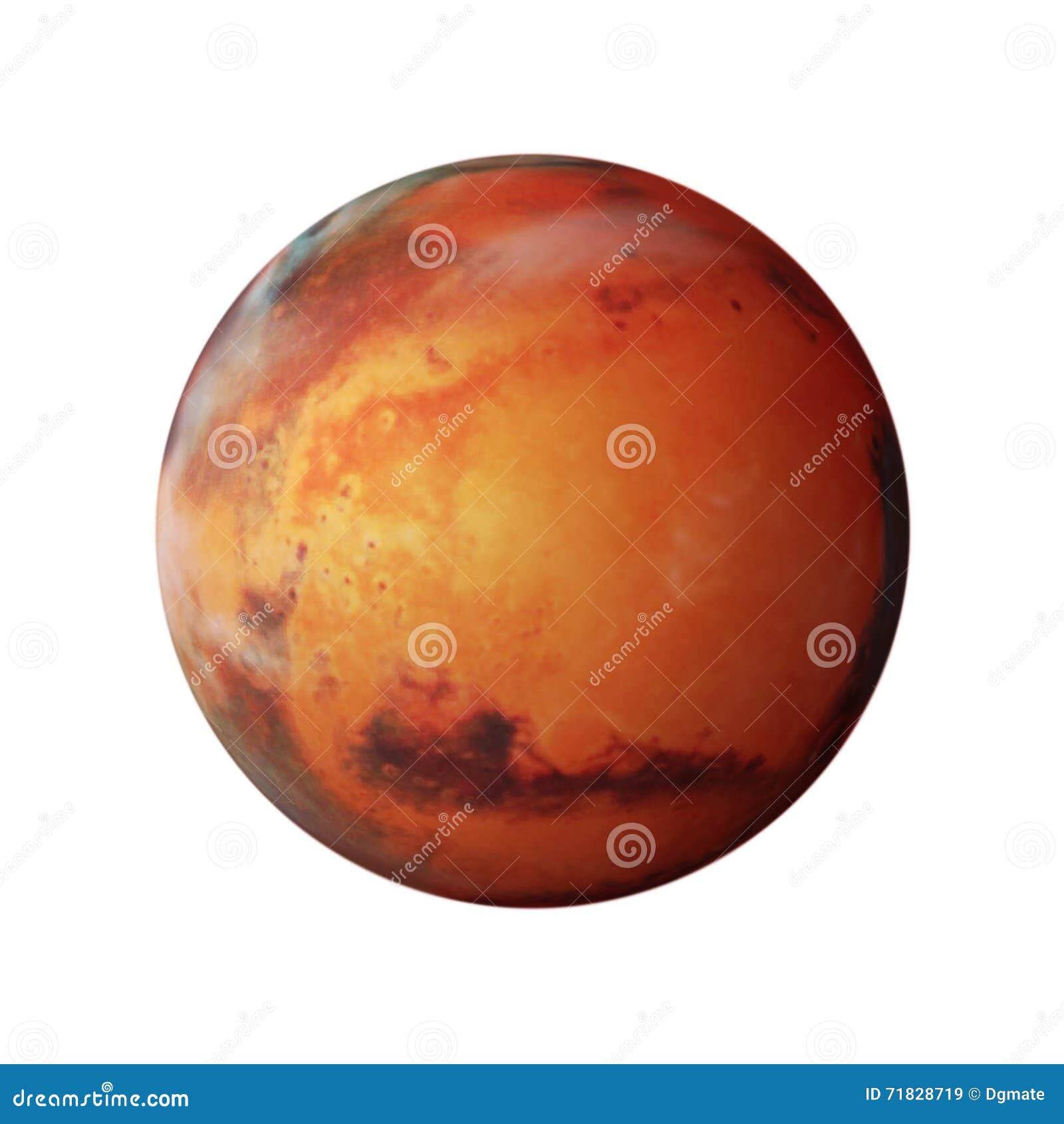 Planet beschädigt