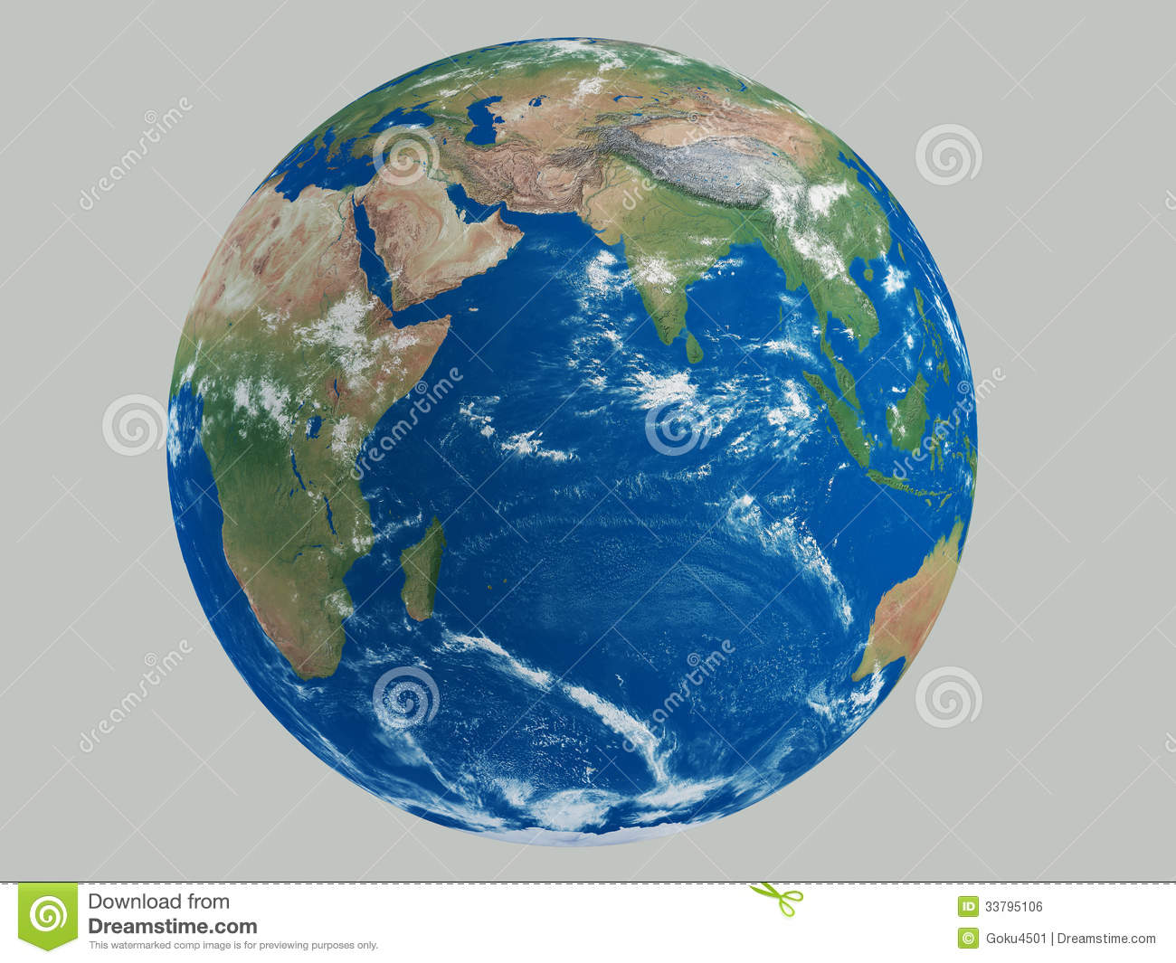 Earth Transparent Background