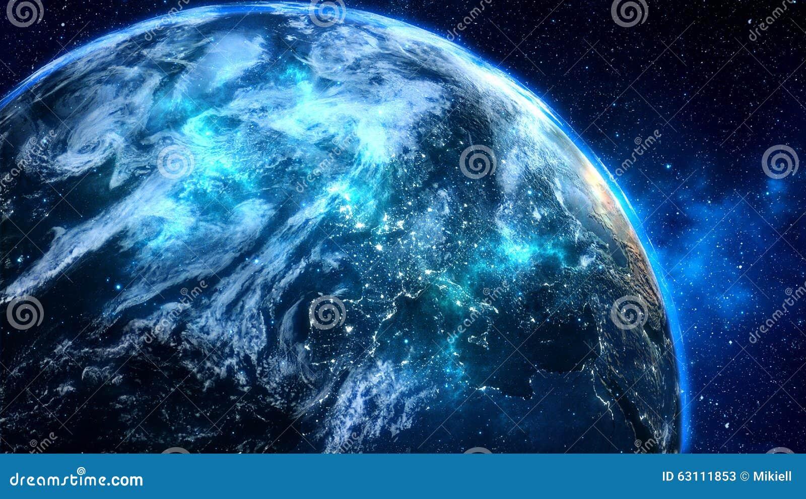 galaxy planet earth - photo #30