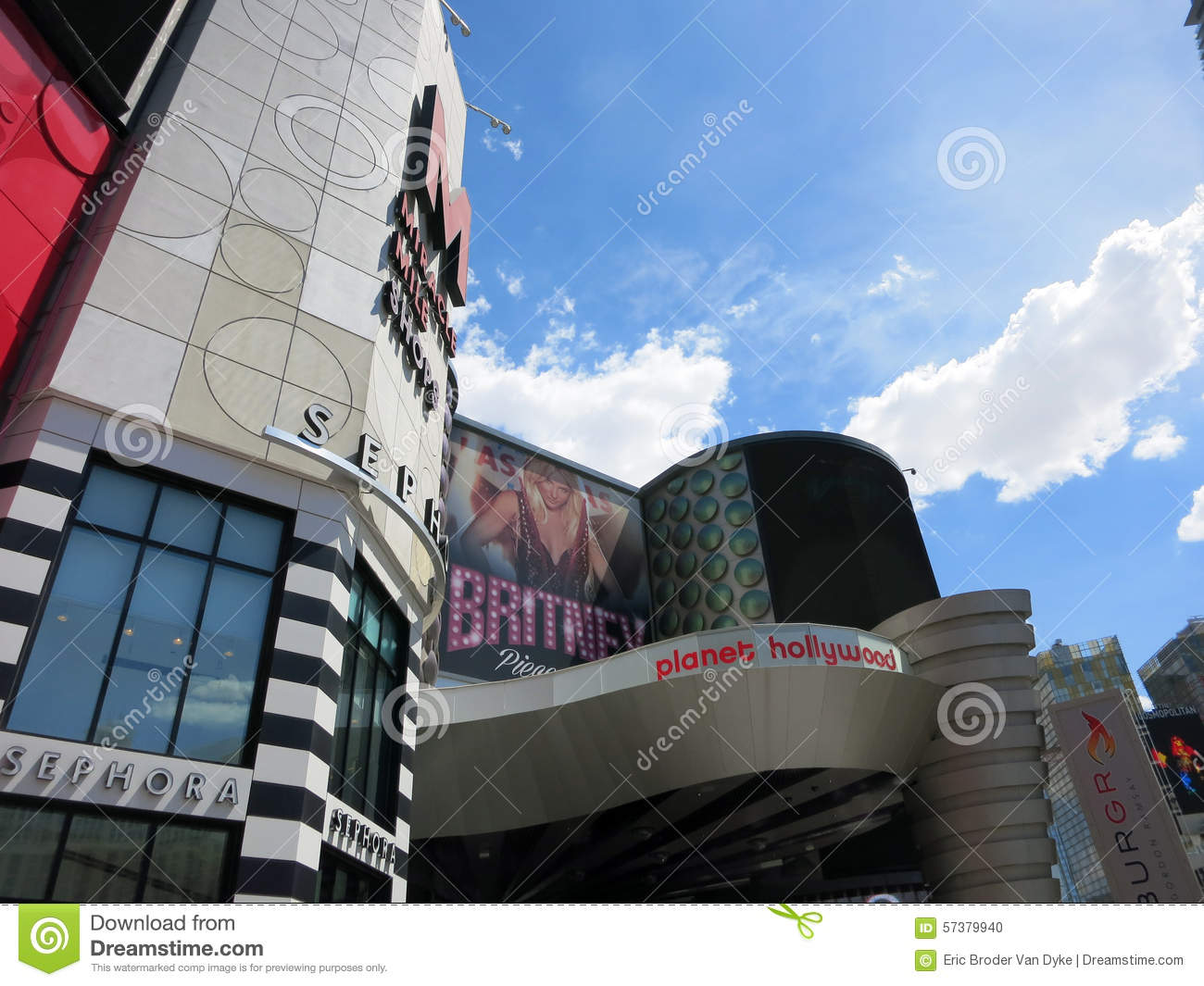 Planet hollywood hotel miracle mile with britney spears ad and c planet hollywood hotel miracle mile with britney spears ad and c kristyandbryce Choice Image