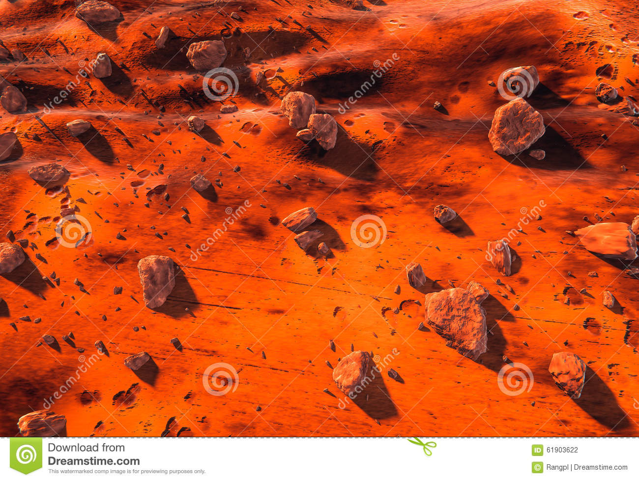 red planet mars surface - photo #17