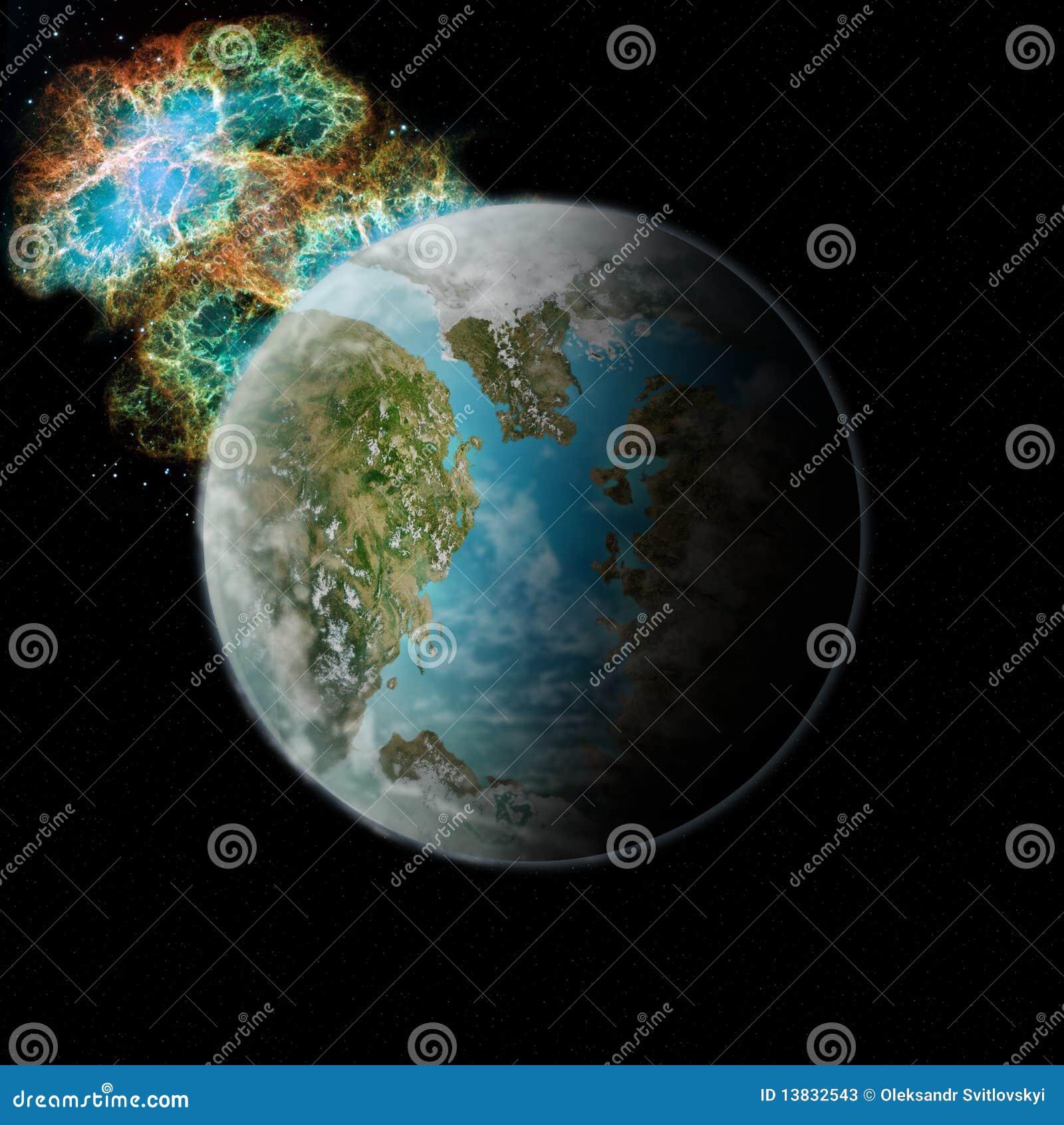 Planet Pandora Stock Illustration Image Of Planet Avatar